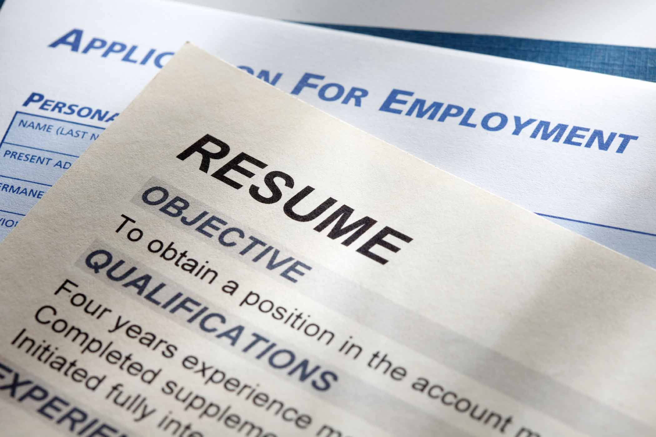 Things recruiters don\'t want to see in your resume – WISP Blog
