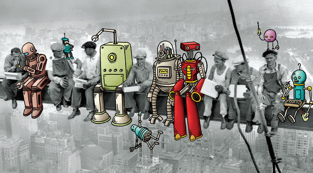 The Donkin Doctrine - The Aspirational Future of Work