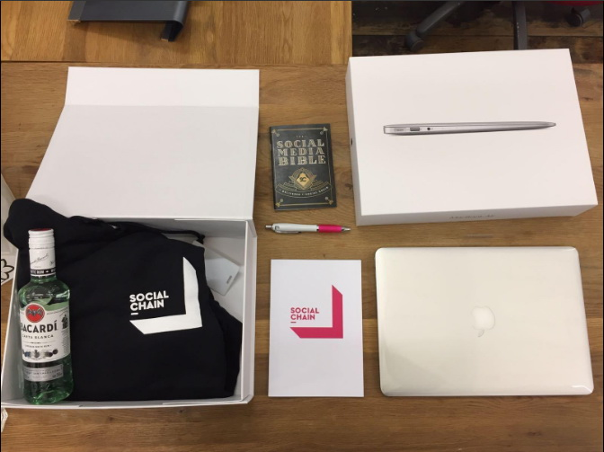 Onboarding Kits Of Forward Thinking Companies