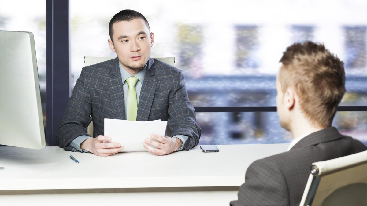 rules for an effective job interview from former hrd at johnson job interview 1